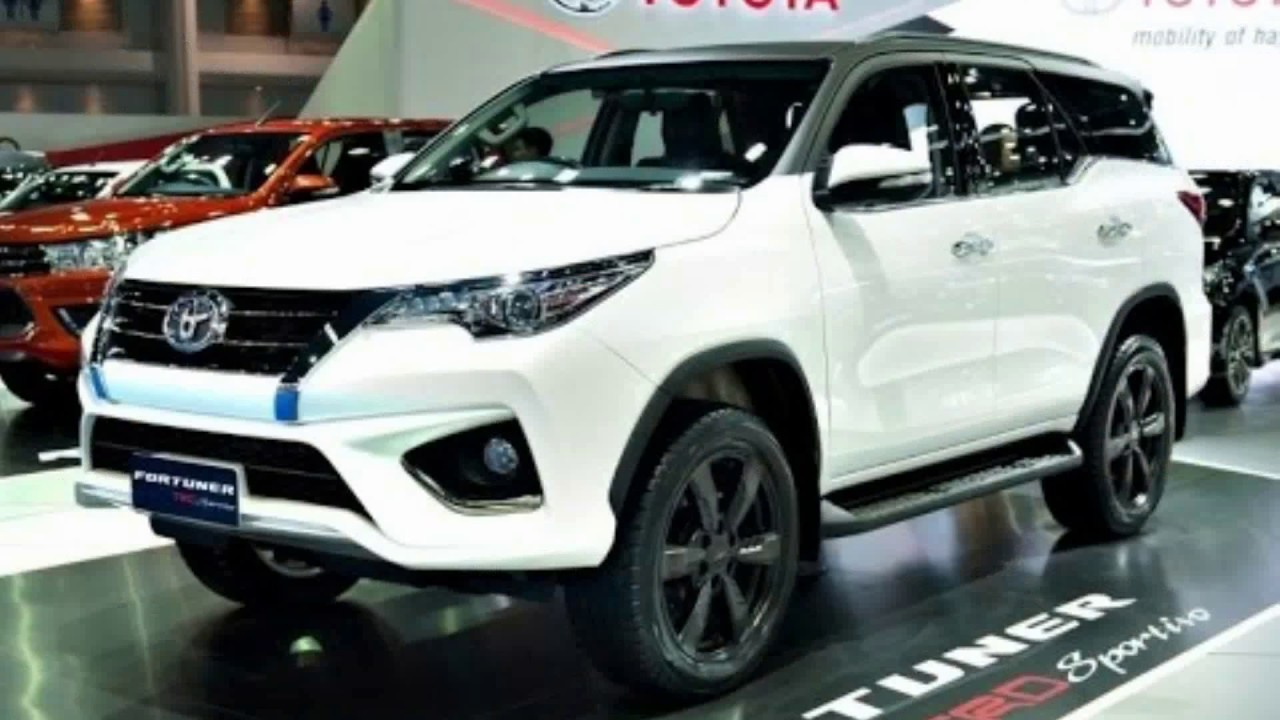 2019 Toyota Fortuner Review Interior Exterior Redesign