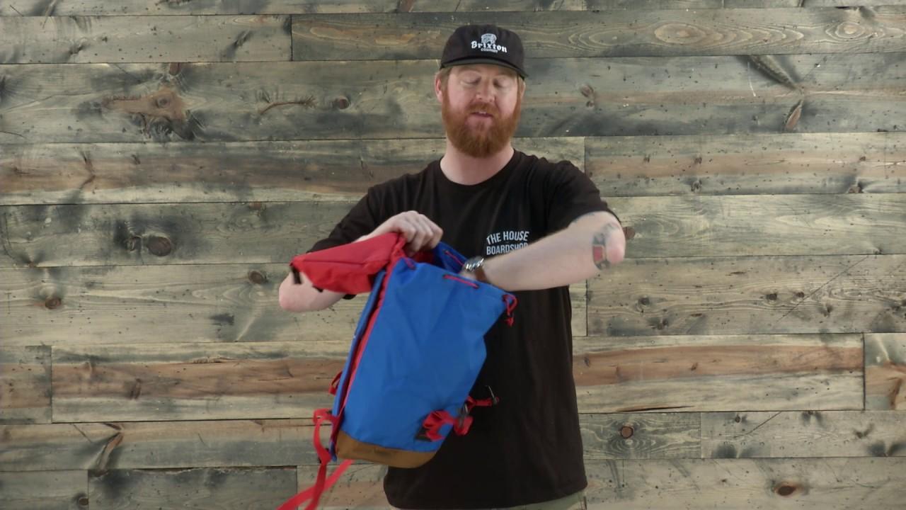 8ed0e0e3841a82 2016 Burton Tinder Backpack - Kids, Youth - The-House.com - YouTube