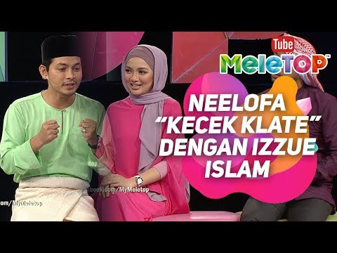 MeleTOP cakap Kelantan | Sapo hok kecek kelate sengoti ni, Izzue, Zizan ko Neelofa?