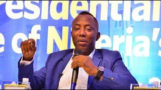 Your View 20th April 2018  Presidential Aspirant Omoyele Sowore Discusses Youths In Politics