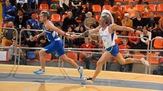 Campionati Europei Master Indoor 2016 - Ancona - Staffetta (Relay) 4x200 M50
