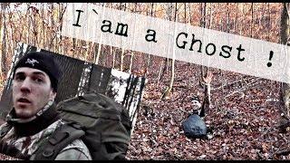 Ghost Shelter / Scout Pit / Stealth Camping / Überleben im Feindlichen Gebiet ! Tarnen im Gelände