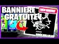 FORTNITE - BANNIERE WORLD CUP GRATUITE !! - YouTube