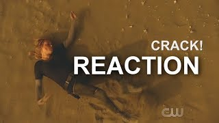 The 100 S5 CRACK! HUMOR (+5x01) REACTION