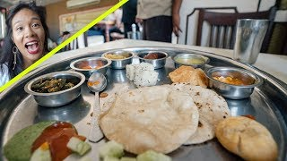 Foreigners React To Indian Food Thali for the First Time