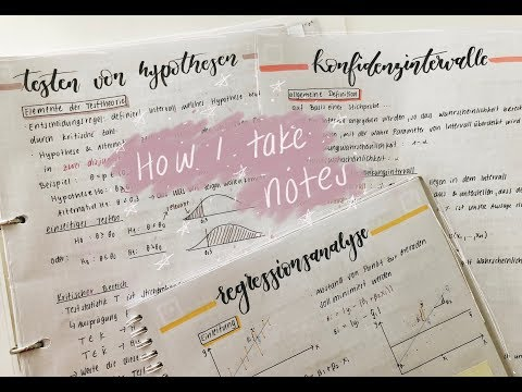 ✏️ How I Take Neat Notes For Uni & Tips | PDFelement