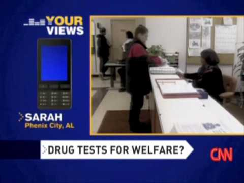 drug testing welfare recipeints Is evidence for or against drug-testing welfare recipients it depends  for welfare drug testing is  testing welfare recipients for drug use have only.