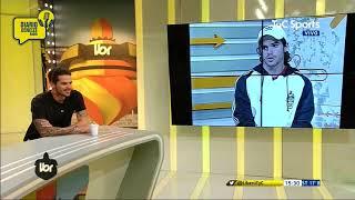 Fernando Gago en Libero (TyC Sports) I