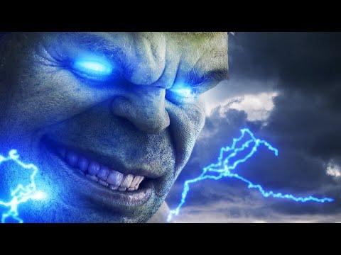 Hulk God Of Thunder