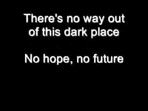 No way out - Phil Collins - Lyrics video