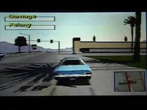 Driver 2 Las Vegas Invincibility Cheat Youtube