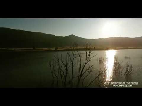 Bucak/ Burdur Onaç Barajı Kemhalı (Havadan Çekim)