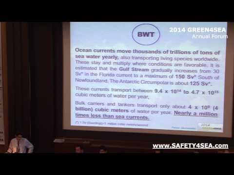 2014 GREEN4SEA Forum- Panos Zachariadis