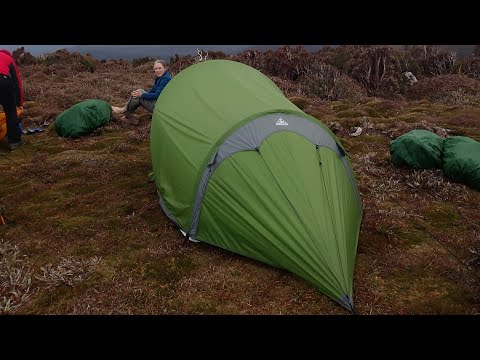 Wilderness Equipment Second Arrow | Review And Tips, How To Get It Taut