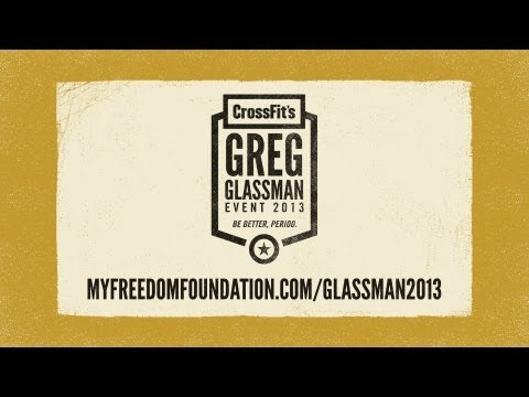 Greg Glassman -- Be Better Period