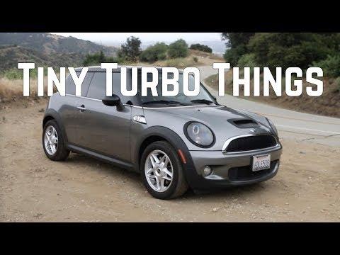 2008 Mini Cooper S : Tiny Turbo