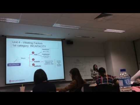 what is vitiating factors