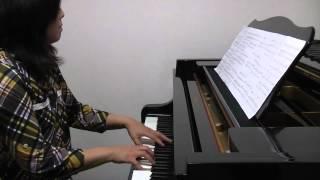 震災復興支援ソング 「花は咲く」 ピアノ伴奏です。 良ろしければ、合わ...