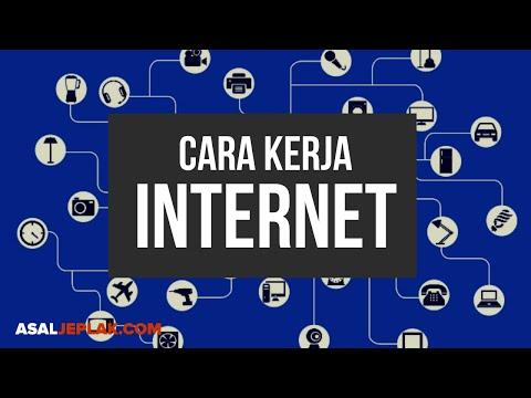 Bagaimana Cara Kerja Internet ?