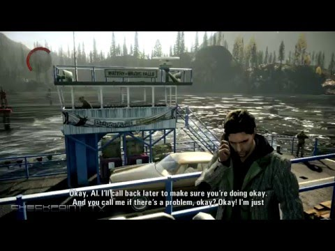 Alan Wake on Xbox One #02 Episode 1 - The Nightmare Begins