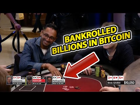 Poker Night in America | Season 4, Episode 33 | Billionaire Besties