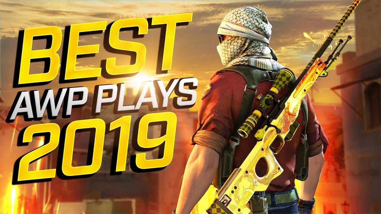 Download BEST CS:GO PRO AWP PLAYS 2019