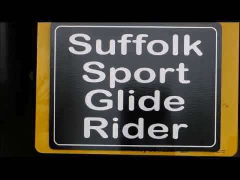 Suffolk Sport Glide  updates on Horn tone and Risers with fairing