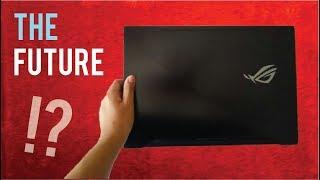 Laptop Gaming MASA DEPAN Nerd to the Future 1