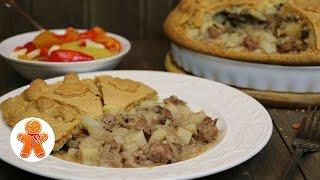 Зур Бэлиш - татарский национальный пирог