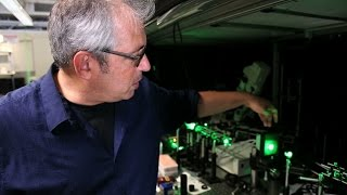 Straight Out of Star Trek: How an NYU Physicist Made the Tractor Beam a Reality