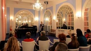 J.G. Mortimer: Prelude and Dance (Kurt Neubauer & Jana Ryšánková)