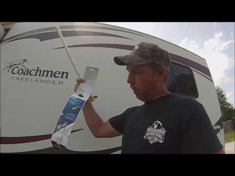RV Bleach Tip For Fresh Water Tank/ Black Tank