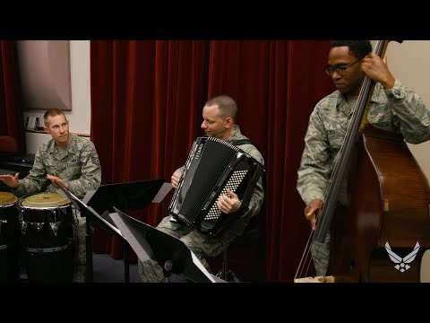 Mozambique/The Lock & The Key: The USAF Band