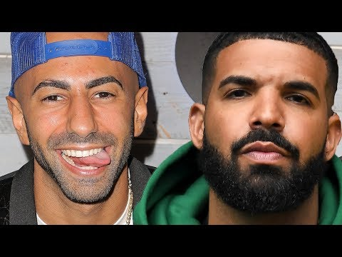 Drake Reacts To FouseyTube Claiming They Met | Hollywoodlife