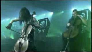 Apocalyptica Prologue Live