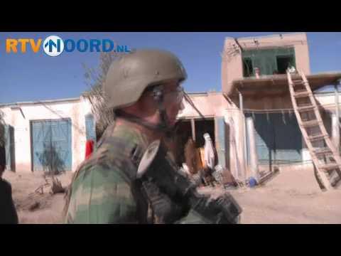 Groningers in Afghanistan