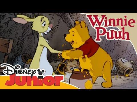 Kleine Abenteuer mit Winnie Puuh - Winnie Puuh besucht Rabbit