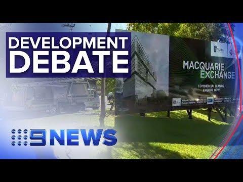 $750 Million Macquarie Park Development | Nine News Australia