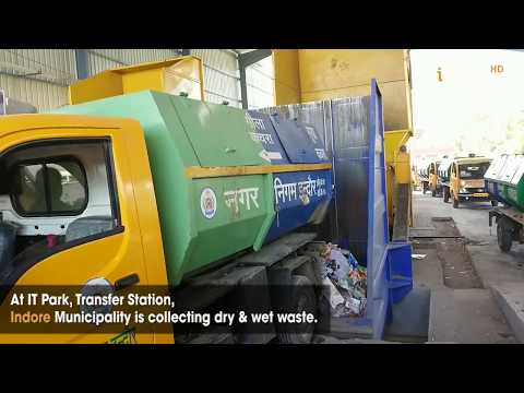 Best Waste Management in the cleanest city of India - Indore