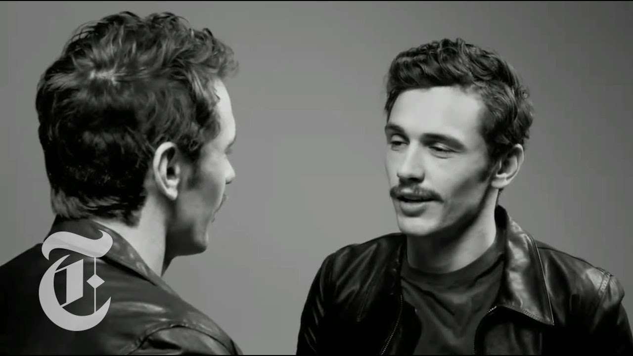 james franco 14 actors acting the new york times youtube. Black Bedroom Furniture Sets. Home Design Ideas