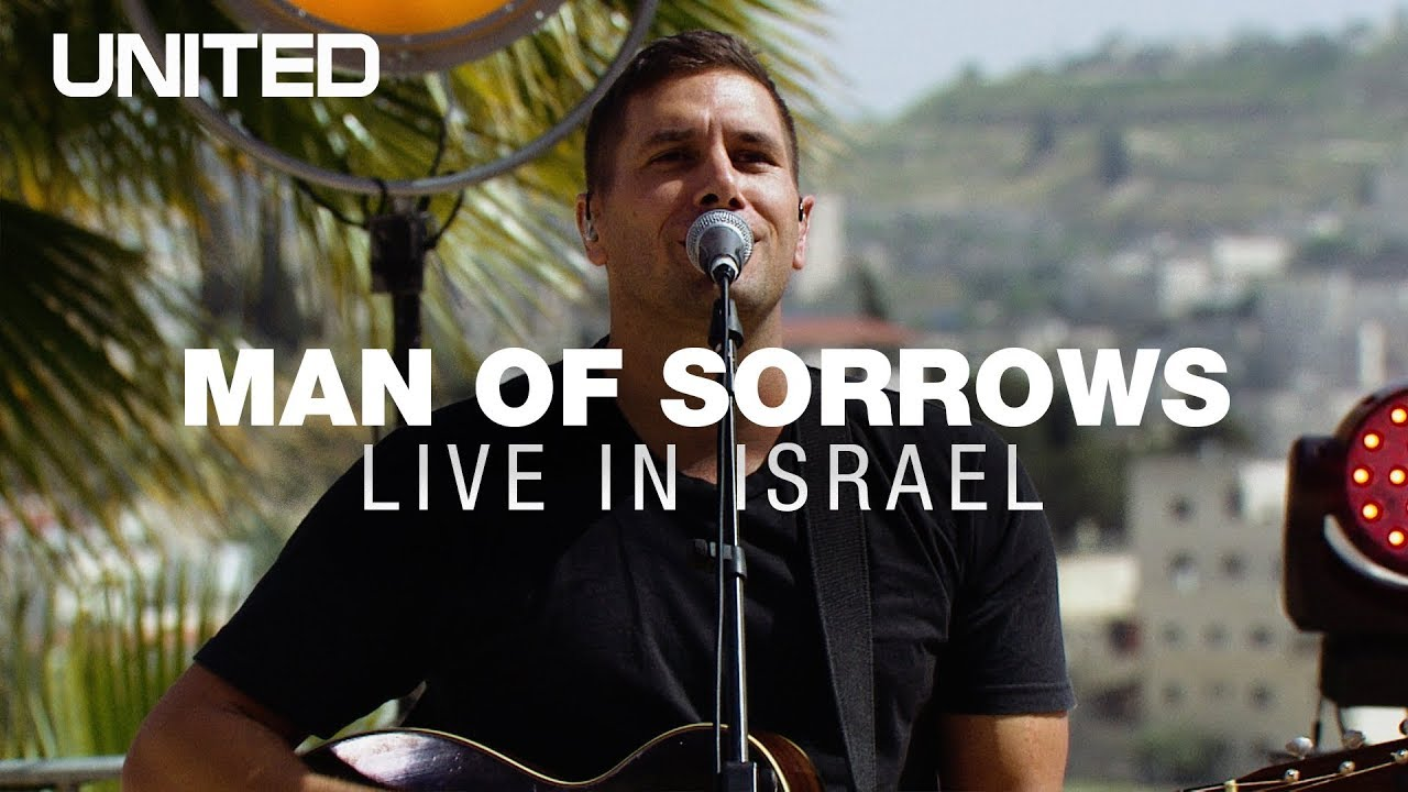 Man Of Sorrows - Hillsong UNITED