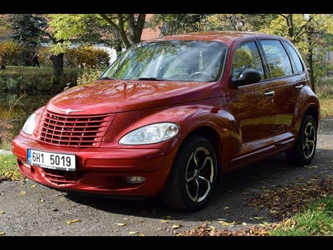Chrysler PT Cruiser 2.0i 104kw Red Pearl