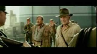 Indiana Jones Kingdom of the Crystal Skull TRAILER