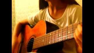 Tình nồng guitar Linh Ngân