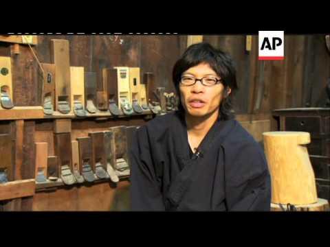 Tradition of making wooden baths kept alive
