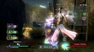 Dynasty Warriors: Strikeforce - Wei Chapter 1 - Surprise Attack