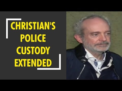 AgustaWestland case: Middleman Christian Michel sent to five-day police custody