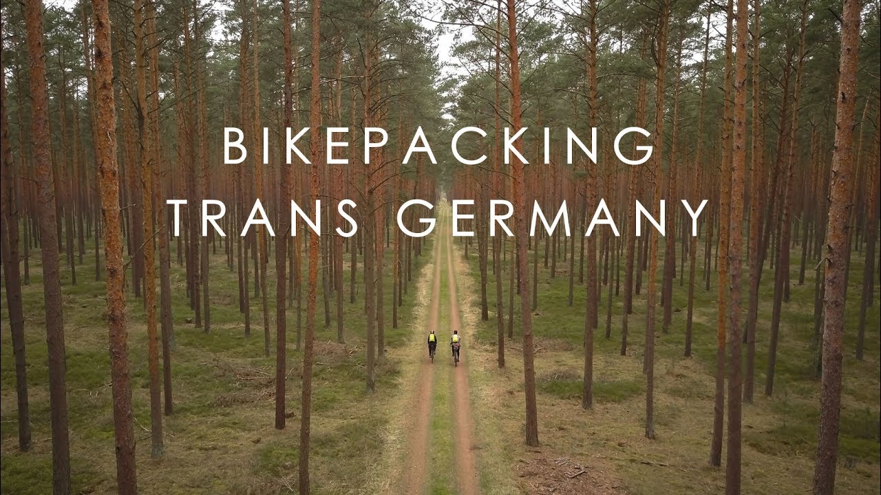 Bikepacking Trans Germany