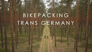 Bikepacking Trans Germany