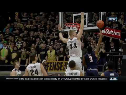 Isaac Haas Block vs. Illinois